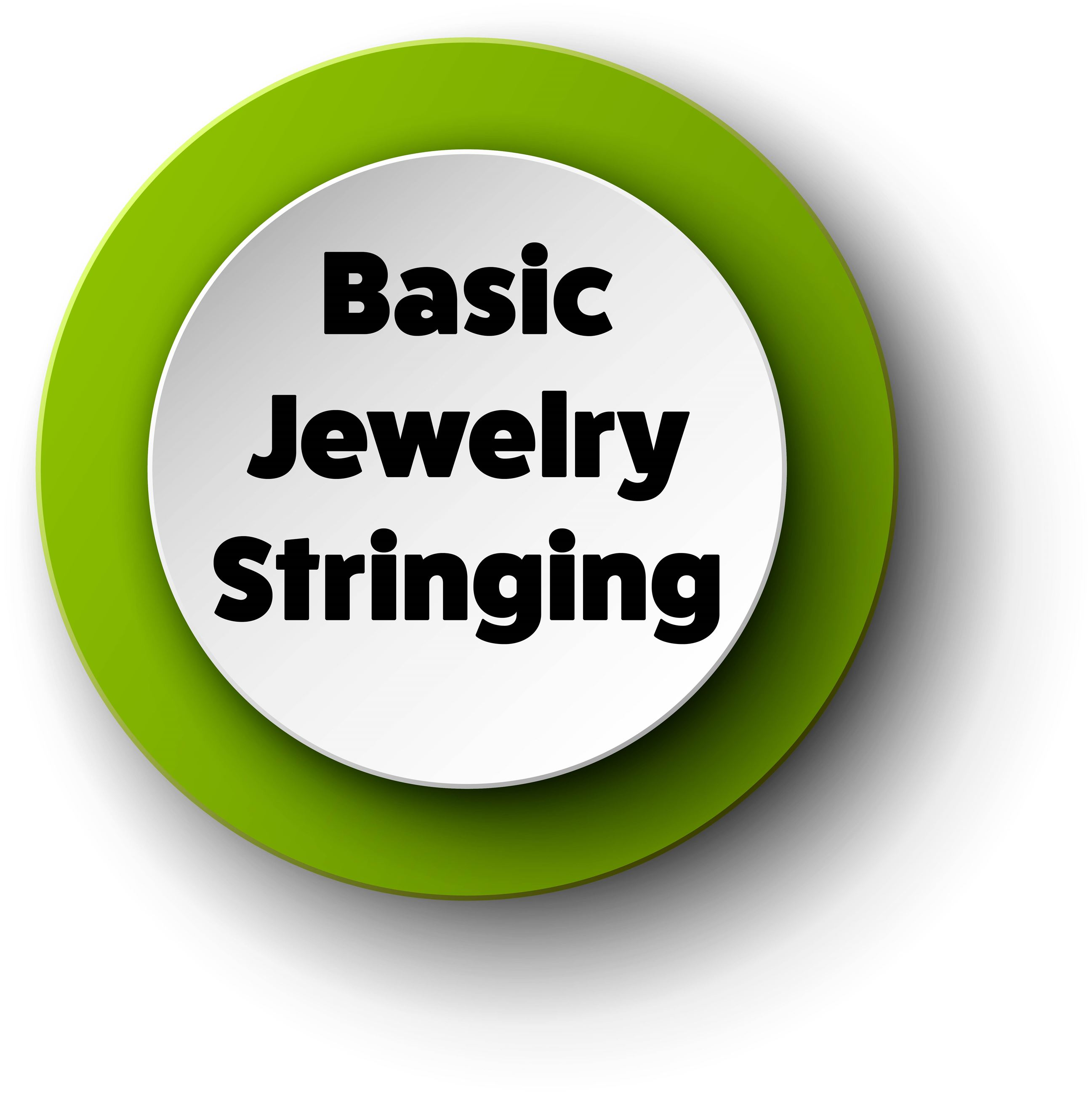 Basic Jewelry Stringing