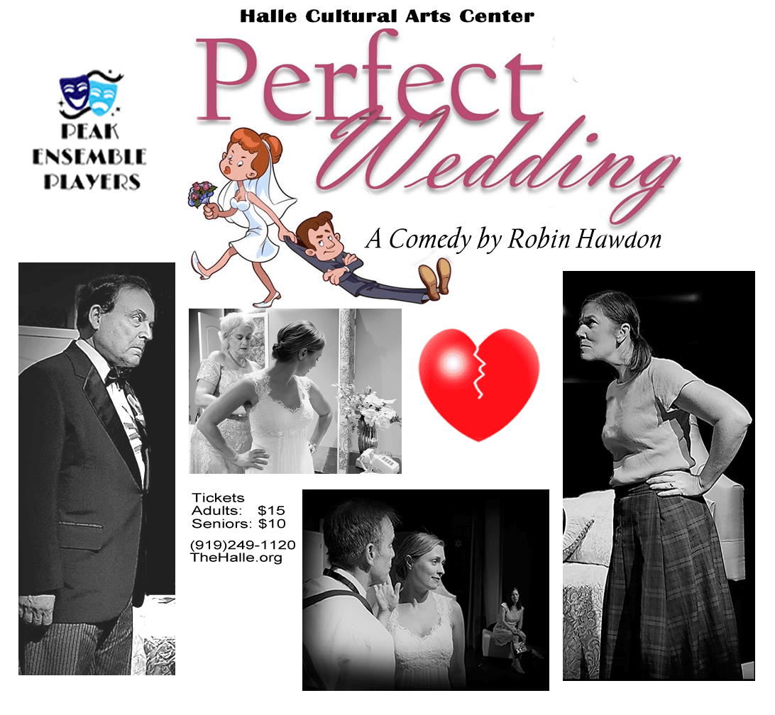 Halle Perfect Wedding poster.fw
