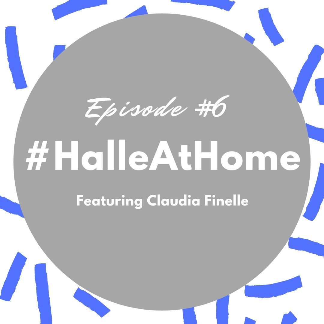 Halle At Home Promo Insta Episode 6